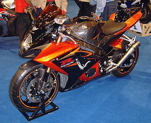 Suzuki Gsxr  K