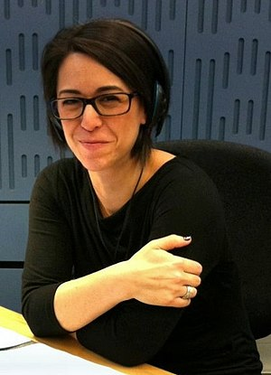 Suzy Klein - Presenting In Tune on BBC Radio 3 in 2012