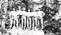 Swedish loggers from the Saginaw Timber Co, Aberdeen, Washington, 1918 (INDOCC 397).jpg