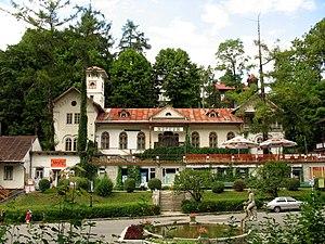 Szczawnica - Uzdrowiskowe Museum, formerly Stadnicki estate