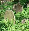 Třebíč Jüdischer Friedhof - Grabsteine 3.jpg