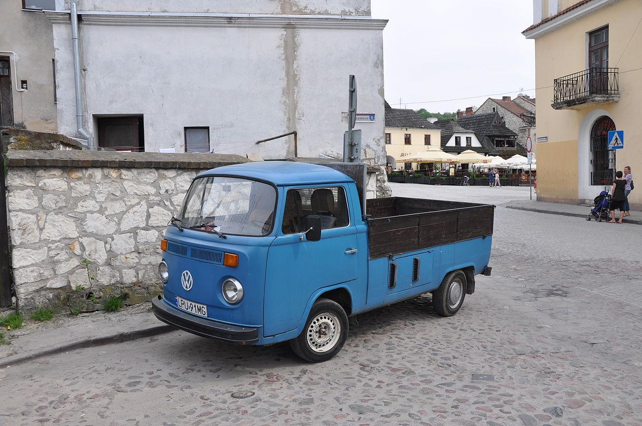 file t2 pick up vw transporter pl jpg wikimedia commons. Black Bedroom Furniture Sets. Home Design Ideas