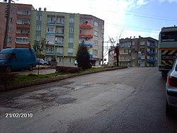 Street in Mustafakemalpaşa