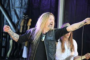 Tony Mills (musician) - Image: TNT Veritasparken 20120619 05