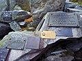 Tablice upamiętniające Śnieżka 25.09.2006.jpg