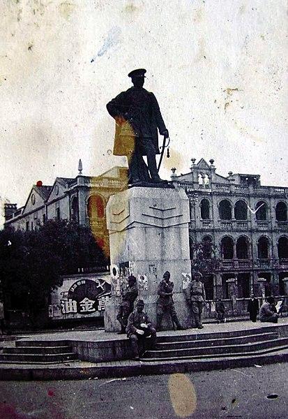 File:Tai-sha-tau Railway Station in 1938.jpg