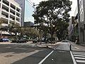Takachiho-dori Street in front of Miyazaki Station.jpg
