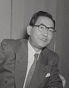 三木武夫's relation image