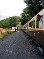 Taking water at Nantyronen Station - geograph.org.uk - 640928.jpg