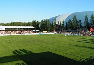 FC Honka - Tapiolan Urheilupuisto