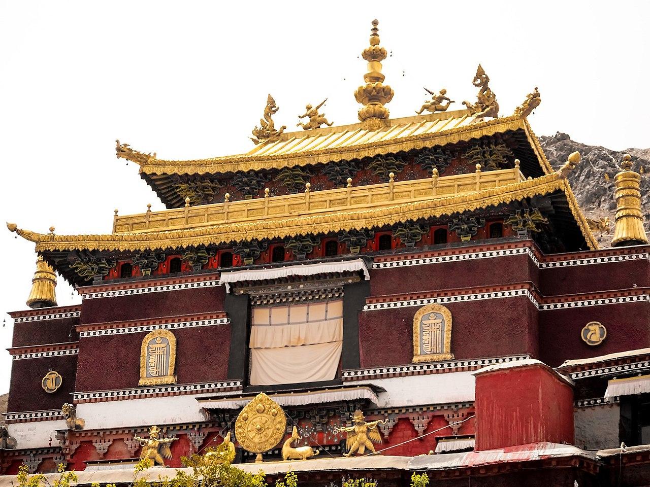ashi Lhunpo Monastery
