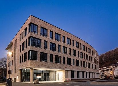 "Administration building (""Technisches Rathaus"") in Tübingen"