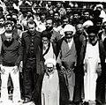 Tehran Friday prayer of 14 September 1979 leading by Hussein-Ali Montazeri.jpg