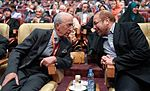 Tehran Mayor Mohammad Bagher Ghalibaf and Professor Majid Samii at the 5thWorld Federation of Neurology.jpg