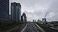 Teleport Bridge Tokyo Metropolitan Highway in Odaiba dllu.jpg