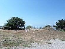 Resti del tempio di Giove Anxur