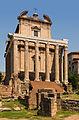 Temple Antoninus & Faustina Forum Romanum, Rome, Italy.jpg