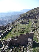 Temple of Demeter Pergamum