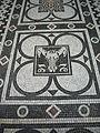 Testaccio - s M Liberatrice mosaico zodiacale Capricorno 1180510.JPG