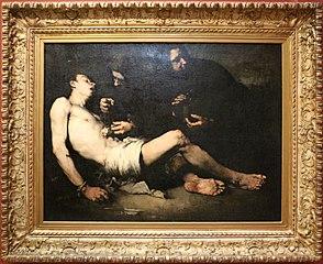 Saint Sébastien martyr