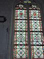 Thérouanne (Pas-de-Calais, Fr) église Saint-Martin, vitraux des soixante évêques 11.JPG