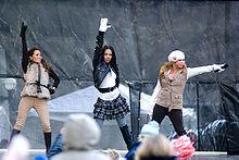 The Cheetah Girls (group) - Wikipedia