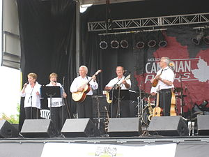 Bob Bratina - The Balkan Strings featuring Bob Bratina, Hamilton Wingfest 2008