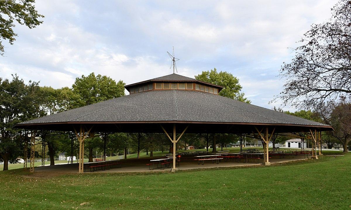 Chautauqua Park Red Oak Iowa Wikipedia