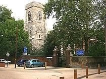 The Church of St. Nicholas. - geograph.org.uk - 508224.jpg