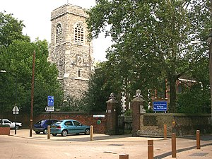 Church of St Nicholas, Deptford