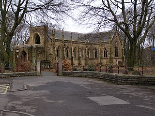 St Stephen and All Martyrs Church, Lever Bridge Terracotta church in the United Kingdom