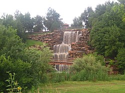 The Falls of the Wichita River, Wichita Falls, TX Picture 2217.jpg