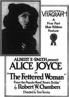 <i>The Fettered Woman</i>