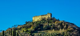 The Fortress of Asolo, TV, Italy.jpg
