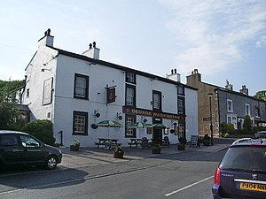 Listed buildings in Warton, Lancaster - Image: The George Washington, Warton, Carnforth geograph.org.uk 846394