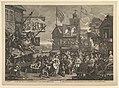 The Humours and Diversions of the Southwark Fair - Les Bizarerries et Les Plaisirs de La Foire de Southwark MET DP824956.jpg