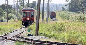 Fraser Valley Historical Railway Society - The 7.4-kilometre route passes through both rural and developed sections of Surrey.
