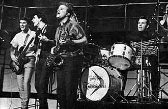 The Knickerbockers - Image: The Knickerbockers 1965