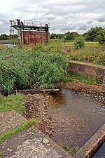 File:The Lock at the Frodsham Cut - geograph.org.uk - 48230.jpg