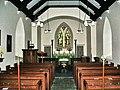 The Parish Church of St James, Buttermere, Interior - geograph.org.uk - 554824.jpg