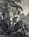 The Phillip Medhurst Picture Torah 15. Temptation of Adam and Eve. Genesis cap 3 v 6. Luyken.jpg