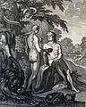 The Phillip Medhurst Picture Torah 15. Temptation of Adam and Eve. Genesis cap 3 v 6. Luyken.jpg