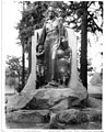 The Pioneer Mother monument was created by Avard T. Fairbanks.jpg