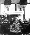 The Qing Dynasty Ci-Xi Imperial Dowager Empress of China Photographed in the 1900s.PNG