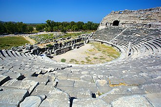 Miletus - The theater of Miletus