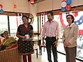The U.S Consulate Chennai celebrated its two-year anniversary on Facebook with U.S. Consul General Jennifer McIntyre, actors Bharath Srinivasan and Jeyam Ravi25.jpg