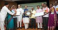 The Union Minister for Agriculture and Farmers Welfare, Shri Radha Mohan Singh presented the Plant Genome Savior Community Awards (2012-13), at a function, in New Delhi (3).jpg