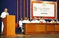 "The Union Power Minister, Shri Sushilkumar Shinde addressing at the ""Bhartratna Dr. Babasaheb Ambedkar Award"" function, organized by Marwadi Foundation, in Mumbai on February 11, 2009.jpg"