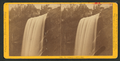 The Vernal Fall, 350 feet high, by John P. Soule.png