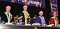 The Vice President, Shri M. Hamid Ansari at the 16th Convocation of the University of Jammu, in Jammu.jpg
